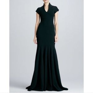 ALEXIS - HANNA FITTED LONG DRESS
